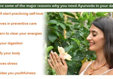 Why Ayurveda is the need of the time