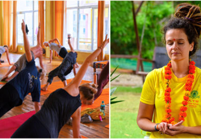 Best yoga and ayurveda school in rishikesh india
