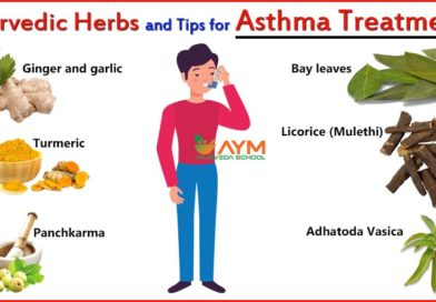Ayurvedic Herbs and Tips for Asthma Treatments