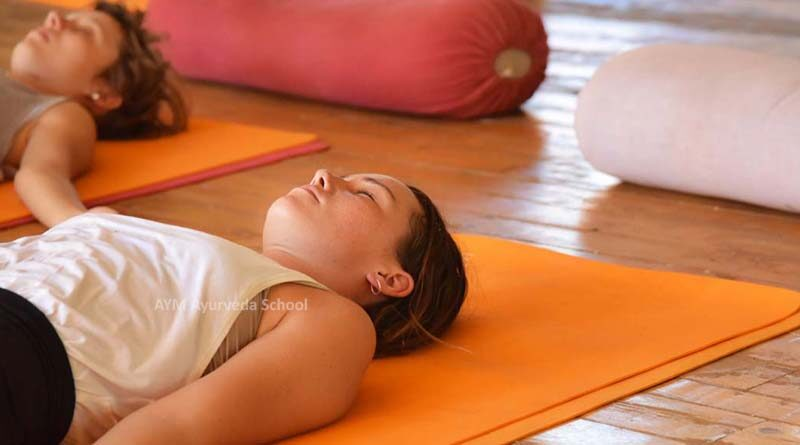 Combination of yoga and Ayurveda to rejuvenate your body and mind