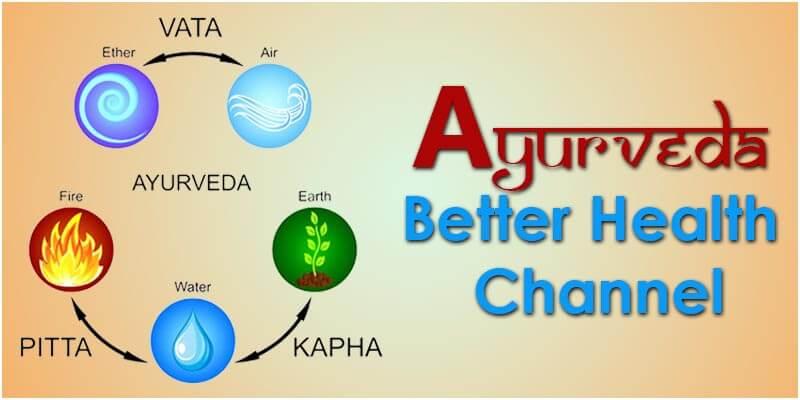 Ayurveda Better Health Channel