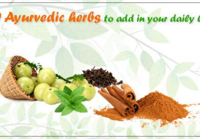 10 ayurvedic herbs to add- n your daily life