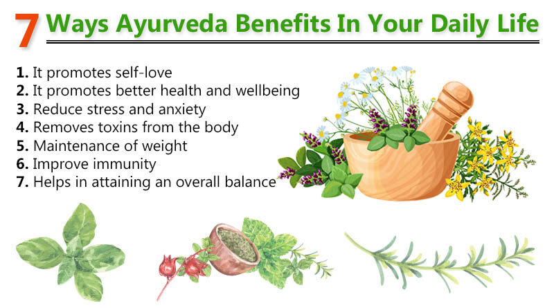 7 Ways Ayurveda Benefits In Your Daily Life