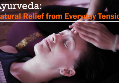 Natural Relief from Everyday Tension